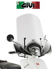 Parabrezza specifico trasparente KYMCO  Like 50-125-200i 2009 2010  6102A GIVI