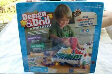Design and Drill Activity Center by Educational Insights Bolts, new in box