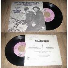 GILLES DREU / FRANCOIS DE ROUBAIX - Les Sesterain French PS 7' OST 1971