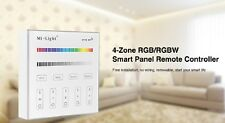 Mi-Light RGB RGBW 2.4ghz Touch Panel remote WIFI WLAN Muro Interruttore Controller
