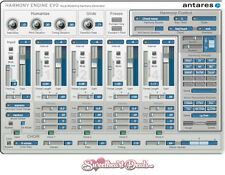 Antares Harmony Engine EVO - Download - Vocal Modeling Plugin Software VST