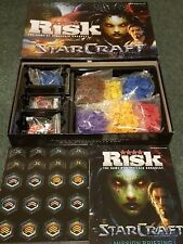 RISK STARCRAFT - COLLECTORS EDITION - BOARD GAME -UNUSED- CONTENTS STILL SEALED