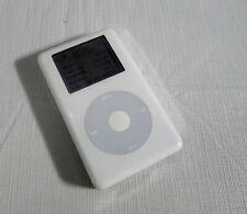 Apple iPod classic 4th Generation White (20 GB) A1059 Please read.