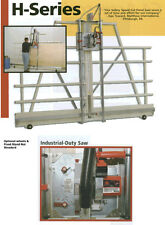 Safety Speed Cut H4 Vertical Panel Saw