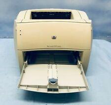 HP LaserJet 1000 Standard Laser Printer Q1342A