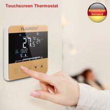 Digital LCD Fußbodenheizung Thermostat Raumthermostat Wandthermostat Touchscreen