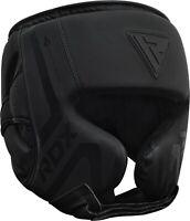 RDX Kopfschutz Boxen Kampfsport Headguard MMA Kickboxen Training MuayThai T15