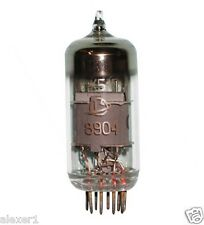 6x 6J51P / 6zh51P / 6EJ7 / EF184 Russian  HF Pentode tubes. New, Old Stock