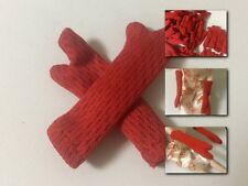 BARBIE DOLL 12  pairs    red  . gloves  Accessories   for Barbie Doll