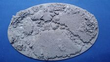 Warhammer 40k Elrik's Hobbies Terrain Lava slime 170x105mm Knight base