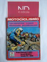 MOTOCICLISMO MAGGIO 1981 - KAWASAKI Z 400 J  SUZUKI DR 400 S  YAMAHA TR 1 1000