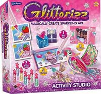 John Adams Glitterizz Activity Studio Glitter Set