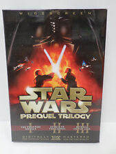 DVD Star Wars Prequel Trilogy (6-Disc Widescreen Edition) - BRAND NEW I II III