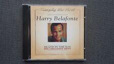 Harry Belafonte - Island In The Sun - Greatest Hits (CD)