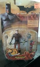 Batman Begins Ducard Brown Jacket Action Figure DC Mattel 2005 NEW