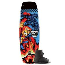 New listing Hyperlite Murray Junior 120 Wakeboard Package w/ Remix 4-8 Boots Bindings 2020