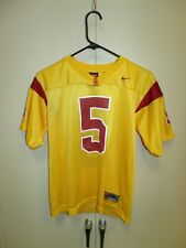 de28e6630 ... coupon code for usc trojans nike 5 football jersey youth size m a3706  2954d