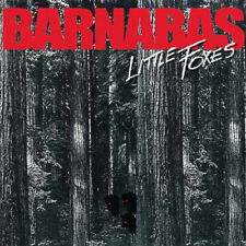BARNABAS - Little Foxes (US WHITE METAL*PHILADELPHIA*SAINT*JERUSALEM*M.CHURCH)