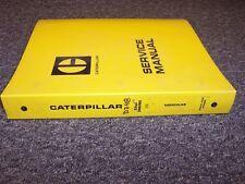 Caterpillar D348 Engine Workshop Shop Service Repair Manual Guide Book 57K