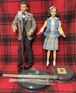Barbie Loves Frankie Sinatra Dolls Gift Set Mattel 1999