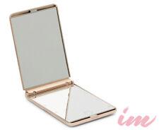 Illuminate Me Makeup Compact Mirror w/ LED Lights - Rose Gold
