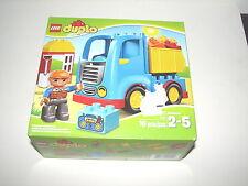 Lego Duplo Construction Dump Truck 16 Piece Pcs Set 10529 MIB Sealed 2014