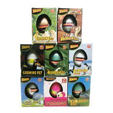 Magic Hatching Growing In Water Egg Toys Children Kids Gift Toy Dinosaur Animals