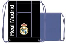 REAL MADRID CINCH/GYM BAG OFFICIALLY LICENSED SHIPS FROM USA