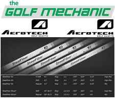 AEROTECH STEELFIBER SHAFTS i95 FLEX (R, S or X) INSTALLED