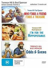 Terrence Hill & Bud Spencer Action Comedy : Vol 2 (DVD, 2014)