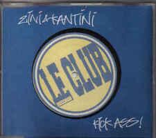 Zini&Kantini-Kick Assi cd maxi single 7 tracks eurodance holland