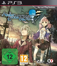 Sony PS3 Playstation 3 Spiel * Atelier Escha & Logy: Alchemists of the Dusk Sky