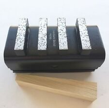 New 3Pk 16/20 Diamond Grinding Blocks for Edco,Stow&General Equip.Floor Grinders