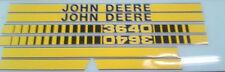 John Deere 3640 Hood Decals