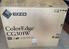 EIZO ColorEdge CG301W Calibration Color LCD Monitor with Hood & Calibration Tool