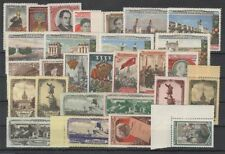 RUSSIA 1953 Complete Year Set MNH 100% Original Gum, sorted by Michel