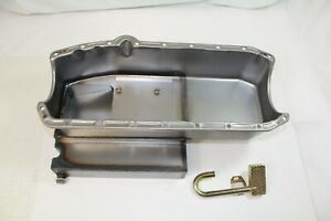 SB Chevy Claimer  Oil Pan1957-85 283-350
