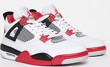 DS MENS NIKE AIR JORDAN IV 4 RETRO MARS NO KEYCHAIN Sz 12 MAX AIR FREE Ship Max