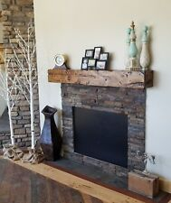 Wood Mantels Direct From Builder Beam Fireplace Floating Shelves Custom Lengths