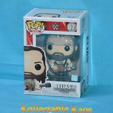 WWE - Elias with Guitar Pop! Vinyl Figure #67