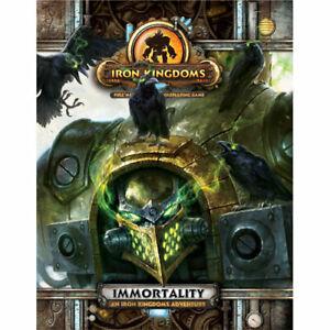 Iron Kingdoms RPG: Immortality - An Iron Kingdoms Adventure