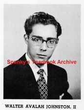 1952 Washington DC Bullis School Yearbook~Photos~History~Baseball~Teenagers~++++