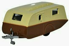 N scale Trailer - Camper Brown