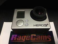 Gopro Hero3+ Black Camera Excellent Condition + RageCams Battery