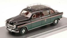 Fiat 1400B President Francis Lombardi Taxi Di Milano 1956 1:43 Kess KS43010051 M