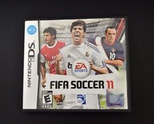 Fifa Soccer 11 Nintendo DS Complete (Game, Manual, Case)