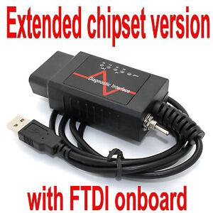 ELM 327 V1.5a OBD2 USB Car Diagnostic Interface Code Reader Scanner Tool UK