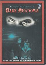 Dark Shadows - Original Tv Classic Collection 26 (Dvd 2006 4-Disc Set) (Y1)