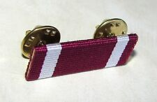 Canada Canadian Star of Military Valour Medal  Undress Ribbon Bar Pin