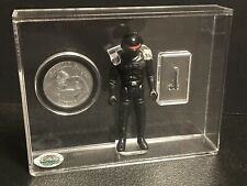 1984 Kenner Star Wars Imperial Gunner CAS Graded 90 With Coin Last 17 Figure